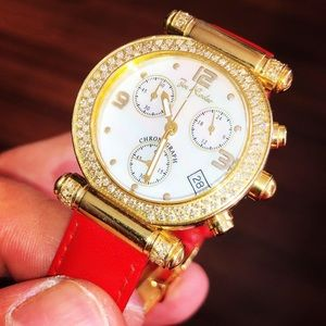 Women's Joe Rodeo Valerie Diamond Watch 1.10 carat